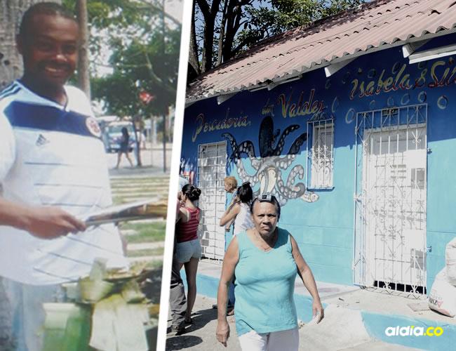 Jorge Valdez Morales, de 40 años, fue asesinado de cinco tiros cuando recogía la última mesa en un restaurante y pescadería de su propiedad, en el Barrio Abajo | Al Día