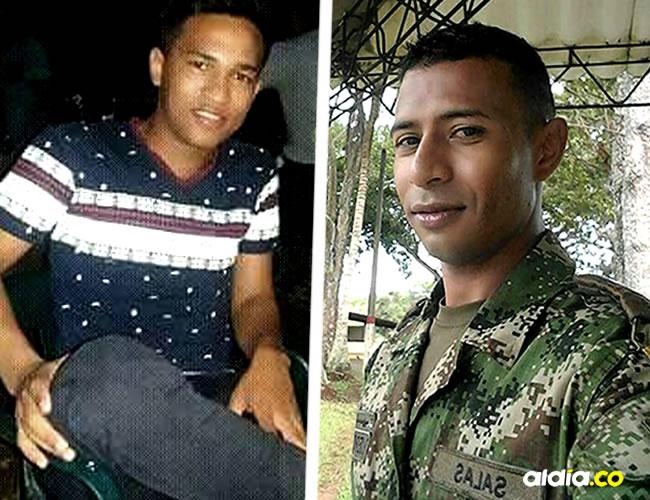 Las víctimas son Edwin Salas, de 32 años, Hamilton Soto, de 23 años, y Luciano Acosta, de 25 años | Archivo