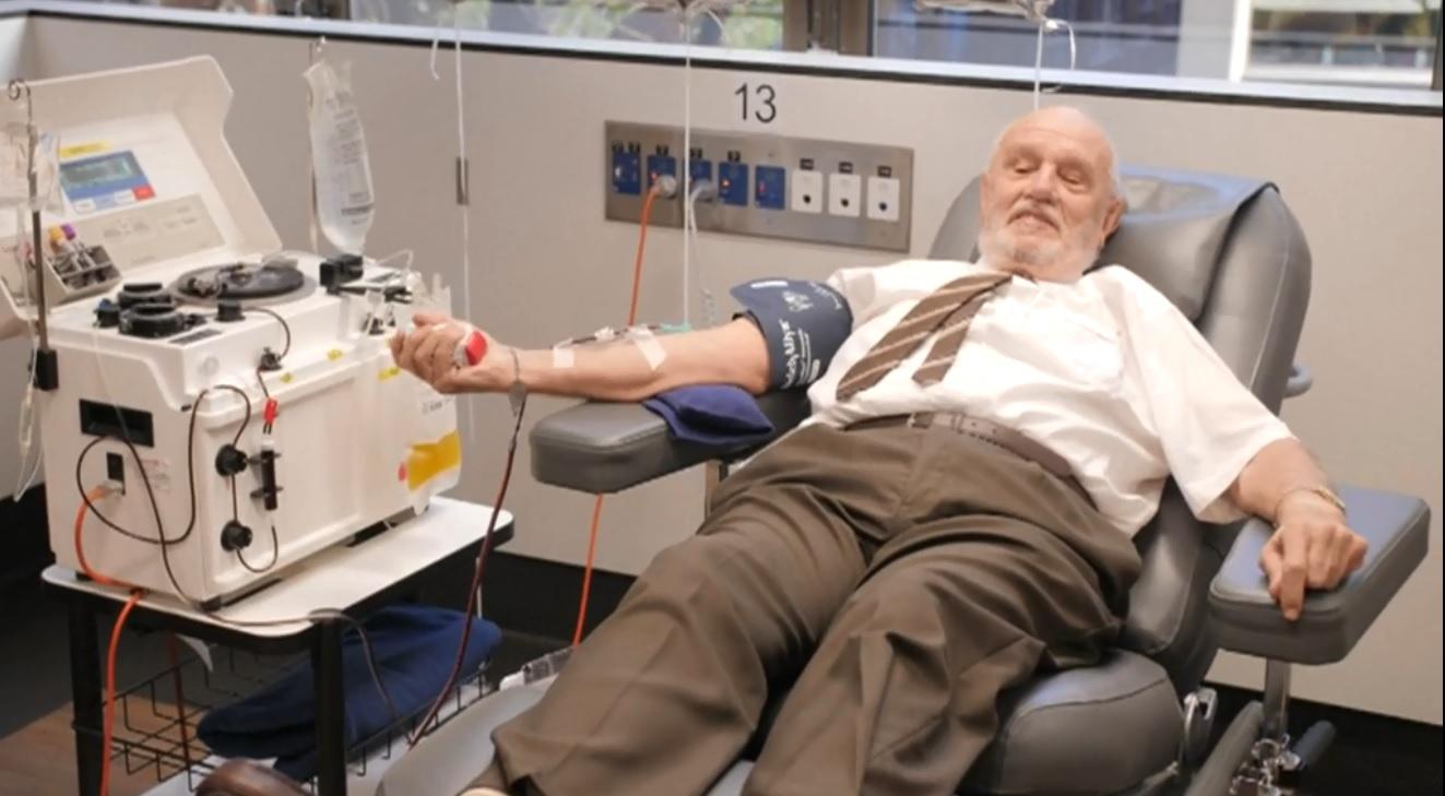 Desde que tenía 14 años los médicos descubrieron el componente especial en su sangre | Al Día