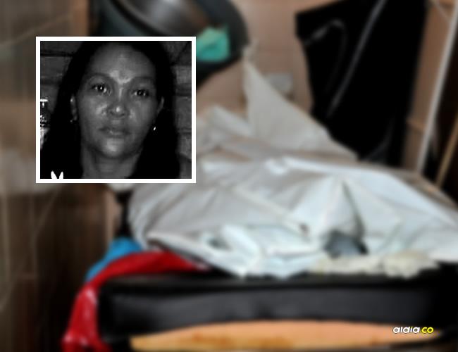 La inspección técnica del cadáver de Mary Luz De la Hoz la realizó el grupo de criminalística de la Policía Judicial, que lo trasladó hasta la morgue de Medicina Legal de Valledupar. | Al Día