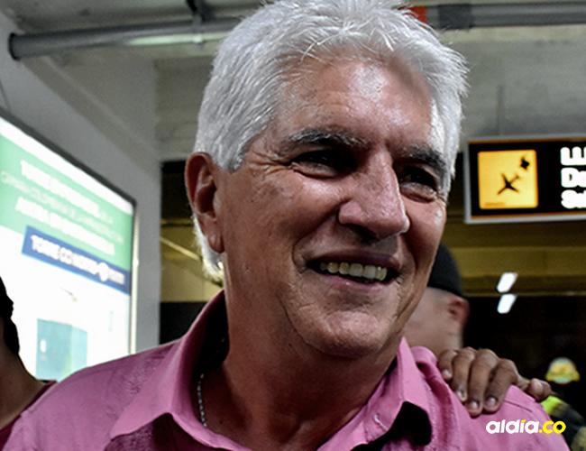Comesaña viene con ganas de estar este miércoles en el banco para dirigir el duelo ante Millonarios | El Heraldo