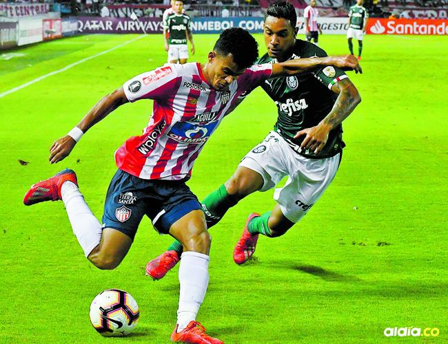 Luis Díaz tuvo una oferta de River Plate en enero de este año, pero no se concretó.