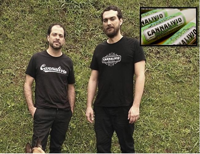 Jorge Montoya y Mauricio García creadores de Cannalivio. | Foto: Pulzo