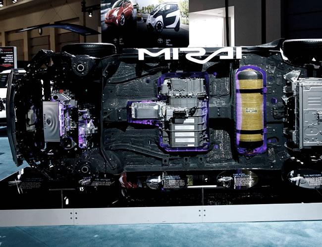 este es el mecanismo que utiliza el auto para funcionar | Quartz