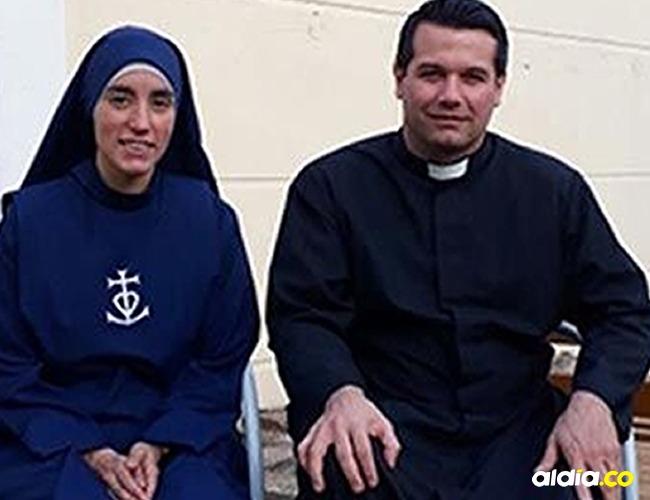En 2008 ambos decidieron iniciar sus caminos religiosos. | Tomada de: ACI Prensa.