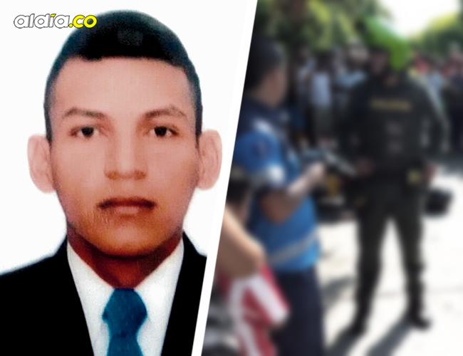 El joven se enfrentó a bala con patrulleros del cuadrante. | AL DÍA