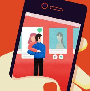 Gracias a Tinder se producen 1,5 millones de citas semanales | Archivo internet