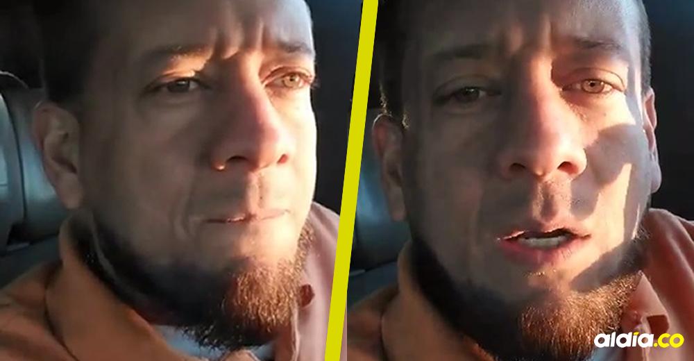 El hombre manifestó que no es la primera vez que por ser colombiano lo relacionan con drogas | Al Día