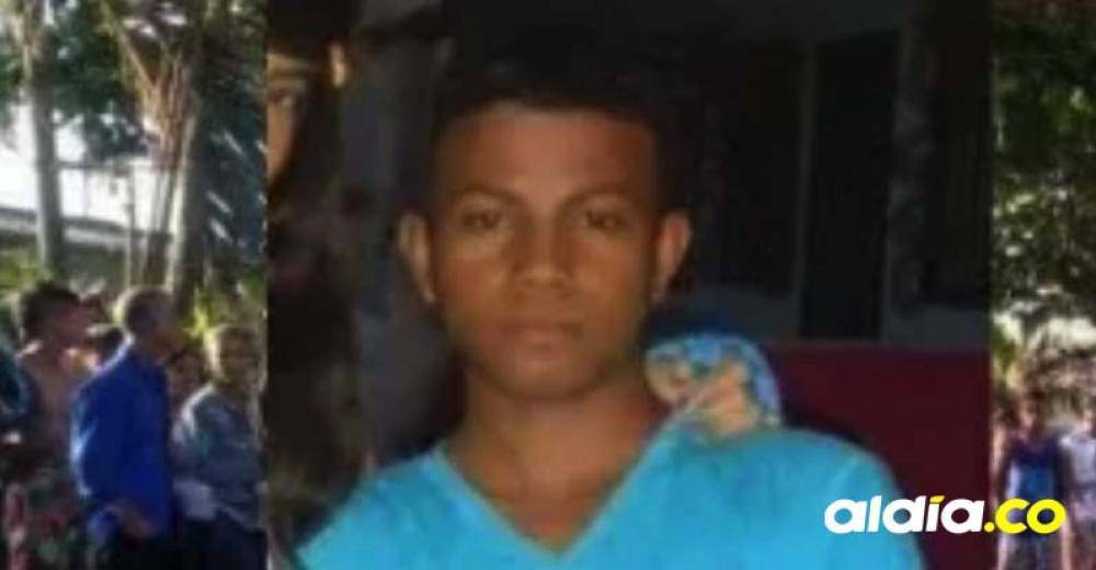 El asesinato de Cristian Enrique ocurrió junto a una cancha de fútbol que está ubicada en la calle 120 con carrera 11B, barrio El Pueblito.