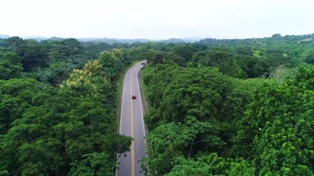 Proyecto vial 4G realiza obras en el Atlántico