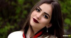 Sofía Magerko, de 16 años, fue ganadora de un concurso de belleza en Ucrania | Instagram