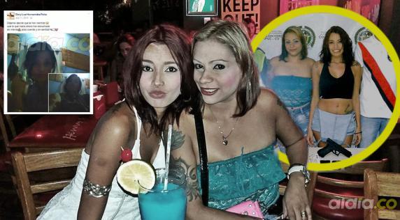 El perfil no solo retrata detalles personales sobre con quién se relaciona la mujer sino que podría incluso dar pistas sobre su presunta actividad delincuencial. | ALDIA.CO