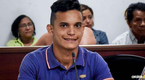 Luis Carlos Maestre durante la audiencia de legalización de captura. | Al Día
