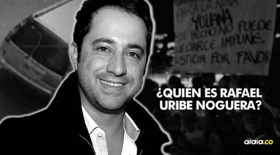 Rafael Uribe Noguera es notificado de su captura este martes en una camilla de la Clínica Vascular Navarra, donde permanece desde el domingo en la noche | Al Día