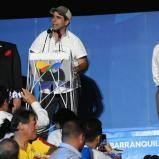Char en la inauguración de los Juegos Centroamericanos y del Caribe.   Al Día