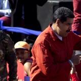 Nicolás Maduro bailando después de su polémico discurso I Youtube