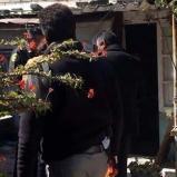 Las autoridades llegaron a la vivienda y encontraron a Juana y a Bartolo en una de las habitaciones | El Universal de México