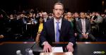 Mark Zuckerberg, contestó las preguntas sobre seguridad ante un comité de senadores. | Tomada de: Internet.