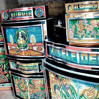 Los picós de Barranquilla, simbolizan en toda una cultura popular y musical de la ciudad