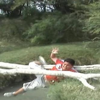 La caída de Édgar fue uno de los primero  videos que se hizo famoso gracias a YouTube |Foto: Captura de Pantalla