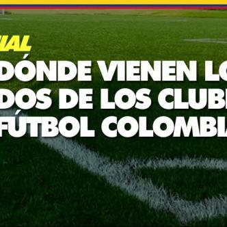 La Liga Águila está por entrar en su recta final. Estos son los apodos de los que disputan el torneo | Foto AL DÍA.CO