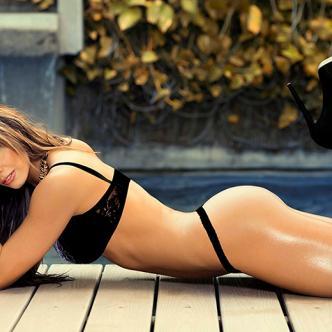 Esperanza Gómez es la actriz porno mejor pagada de Latinoamérica.   Foto: Playboy México