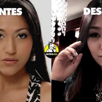 Así se ve ahora Farina Pao Paucar Franco, es el nombre completo de la cantante y actriz nacida en Medellín y que cumple 30 años en este 2016 | ALDIA.CO