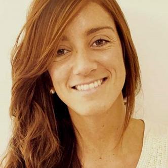Flavia Pesce es una abogada de 28 años originaria de La Plata, Argentina. | Foto: Crónica