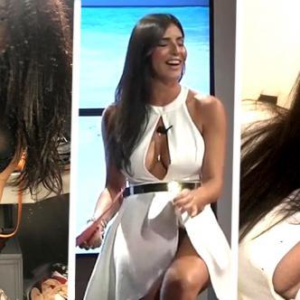 La presentadora se ha convertido en una de las más famosas de su país después del vídeo | Cortesía