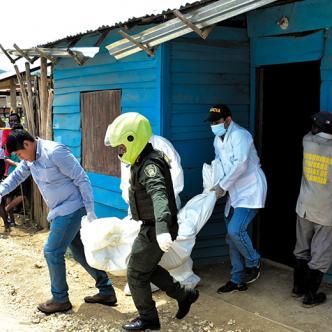 En Villanueva (Bolívar) fue asesinada Iris Torres por su esposo | Al Día