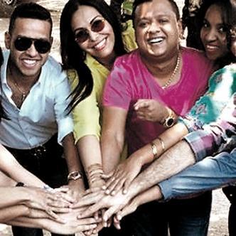 Los 18 hijos de Diomedes tendrán los derechos de la marca de su padre, gracias a su hermana Kelly Elvira Díaz Franco | Foto: Archivo Partc