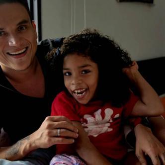 Con tan solo ocho años, Alia Vanessa Gutiérrez Melo es una de las grandes fans del cantante de vallenato Silvestre Dangond | Jose Maestre