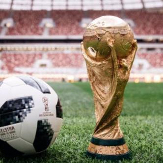 El diseño renovado en el nuevo balón oficial del Mundial Rusia, el Tesltar 18.