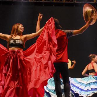 Carolina Segebre Abudinen, reina del Carnaval 2019, decretará el inicio de las fiestas. | Mery Granados