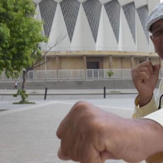 Exboxeador barranquillero en la época de los 70.   Al Día