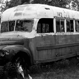 Este es el bus abandonado en el que se suicidó Nicanor | Al Día