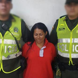 Alba Judith Tabares, capturada en el centro cuando trataba de robarle las pertenencias a una mujer | Al Día