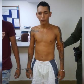 Jonathan Rojas, alias Pitirri, capturado.   Al Día