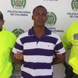 Wilfrido Batista fue capturado y dejado a disposición de la Fiscalía. Le imputaron el delito de homicidio agravado.