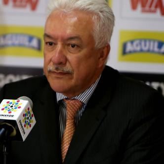 Jorge Perdomo, presidente de Dimayor | Archivo