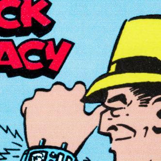 Dick Tracy.