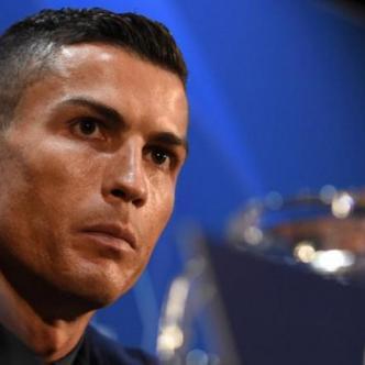 El astro de la Juventus de Turín Cristiano Ronaldo. | Tomada de AFP