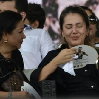 Patricia Acosta (izq.) junto a su nuera Dayana Jaimes.   Al Día