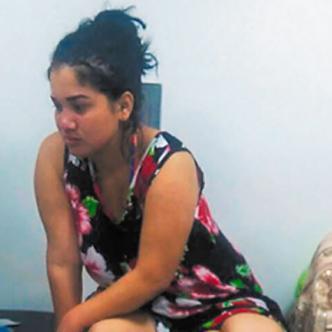 La venezolana Balois Angulo Angulo, de 27 años, fue víctima de un robo en su vivienda. | AL DÍA