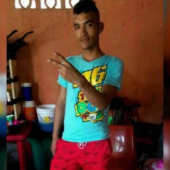 Anthony Andrés Estrada Márquez, de 20 años | Al Día