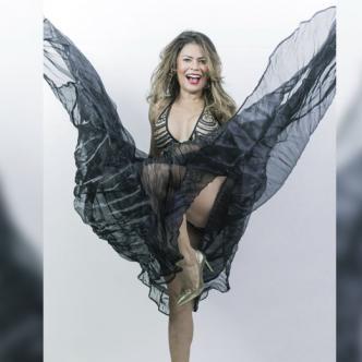 Adriana Ricardo Actriz de televisión y de cine.