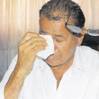 Entre lágrimas Andrés 'el Turco' Gil confesó que a raíz de las deudas ha pensado en el suicidio.