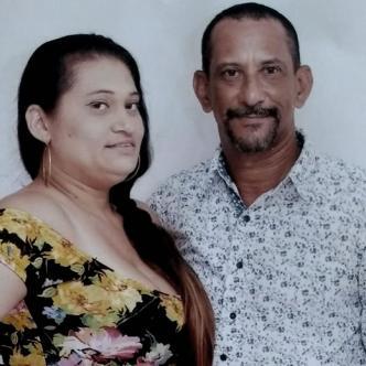 Alibeth Orellana y Héctor Arnulfo llevaban dos años de novios y tenían planes de irse a vivir juntos | Cortesía