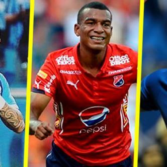 Lucas Barrios y Giovanni Moreno fueron protagonistas en la lista de rumores. Recientemente se sumó Luis Tipton | Archivo