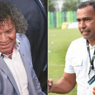 Harold Rivera, técnico del Unión Magdalena, le debía a Gamero por lo que hecho que hizo el samario con el equipo de su tierra, Deportes Tolima.